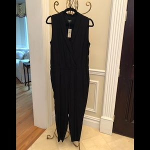 Ann Taylor Loft New Black Jumper